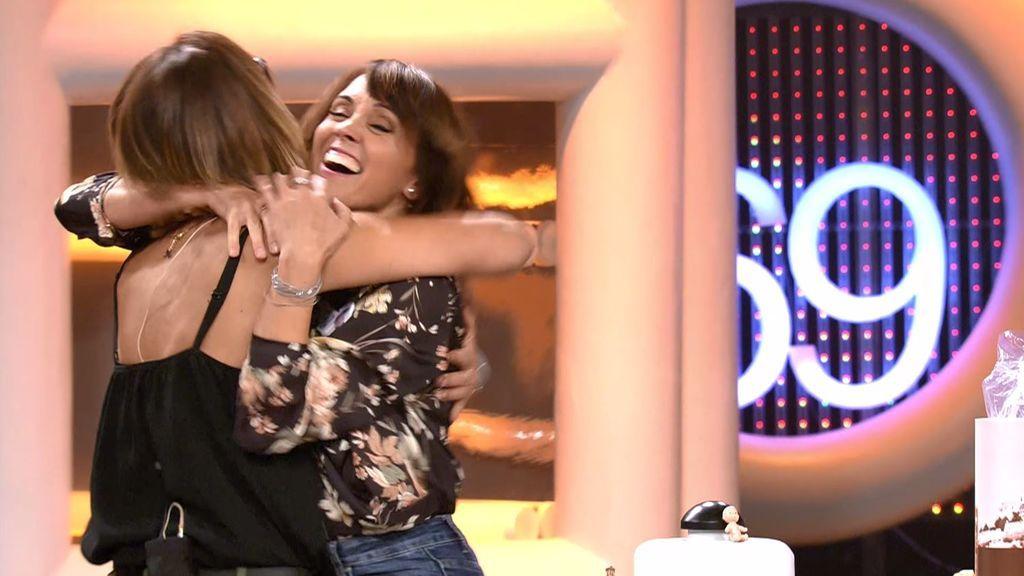 La ronda final de Meri y Elena