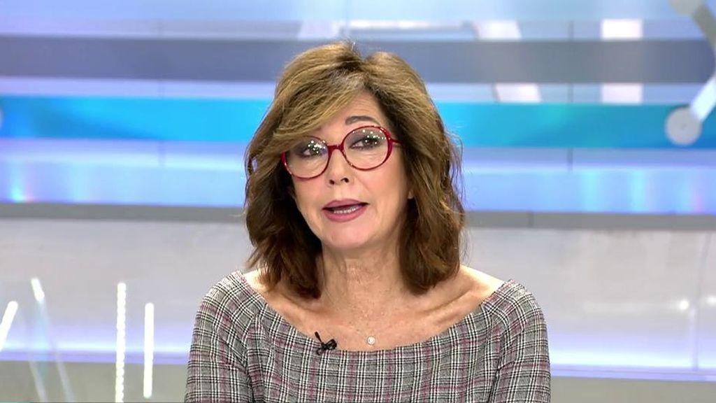Ana Rosa llama cobarde a un agresor independentista