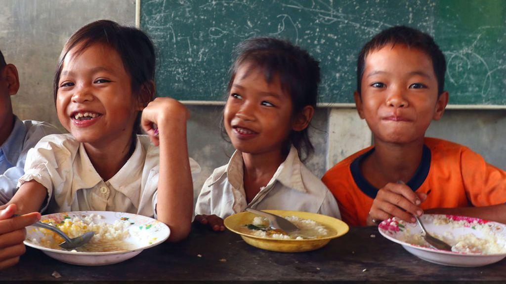 Uno de cada tres niños en el mundo sufre de malnutrición, según datos de la Unicef