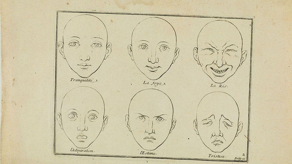 Los emoticonos de hace dos siglos en una exposición del Museo del Prado