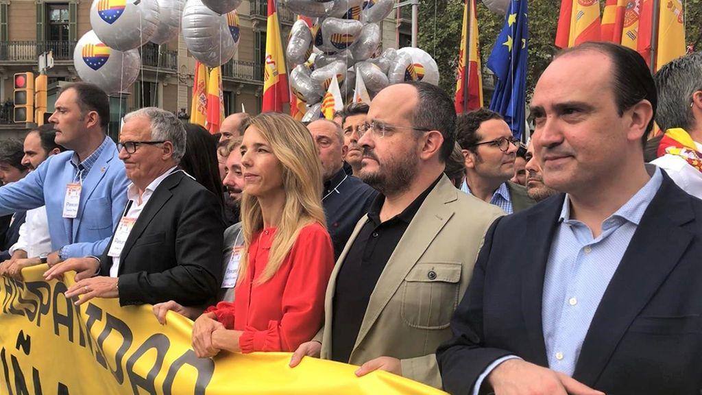 """Álvarez de Toledo reconoce su """"decepción"""" por la sentencia del 'procés'"""