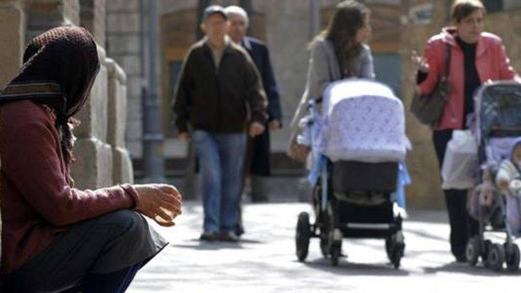 Las heridas de la crisis siguen sin curarse: la pobreza severa en España aumenta después de tres años de bajada
