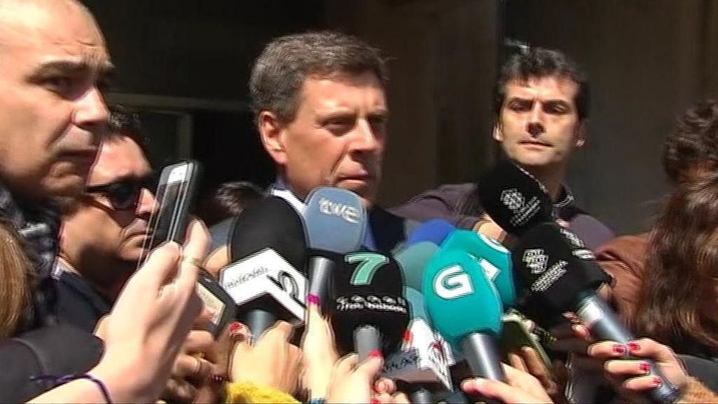 El padre de Diana Quer denuncia a su exmujer, Diana López Pinel
