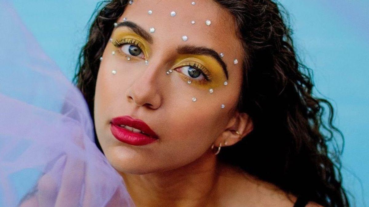 Sombras pop: la última fantasía en maquillaje que pone al otoño color a tope