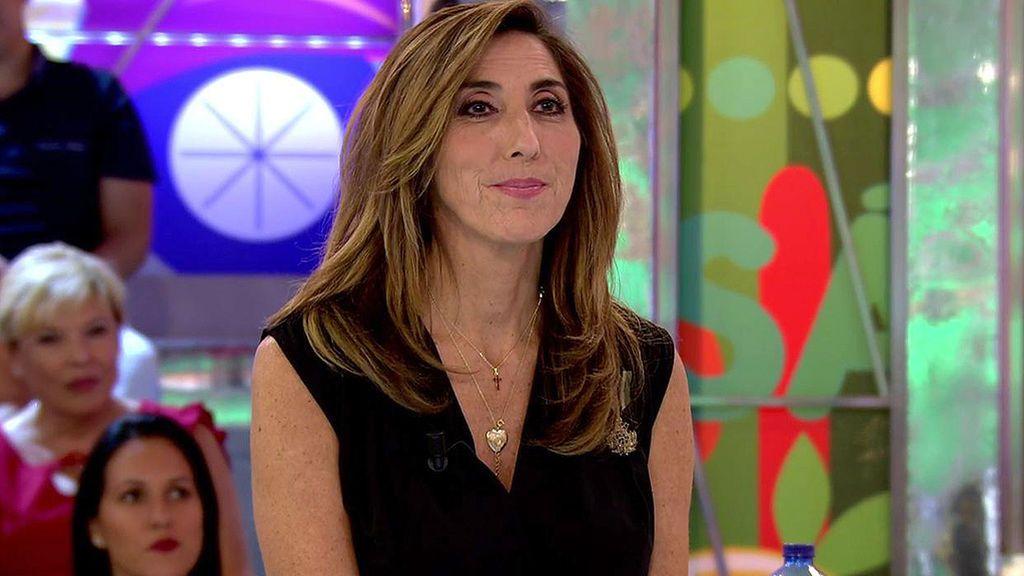 Paz Padilla le ha roto el móvil a Matamoros y no es la primera vez: las otras 'liadas' de la presentadora en 'Sálvame'