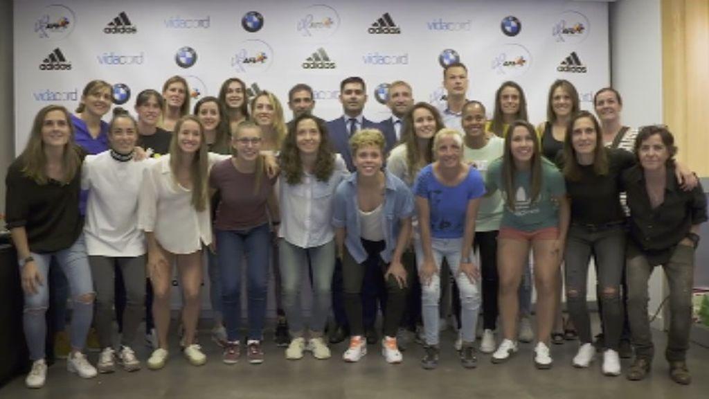 """El fútbol femenino se plantea """"parar"""" si no hay convenio"""