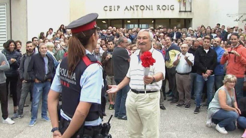 De la revolución de las sonrisas a los disturbios de los violentos