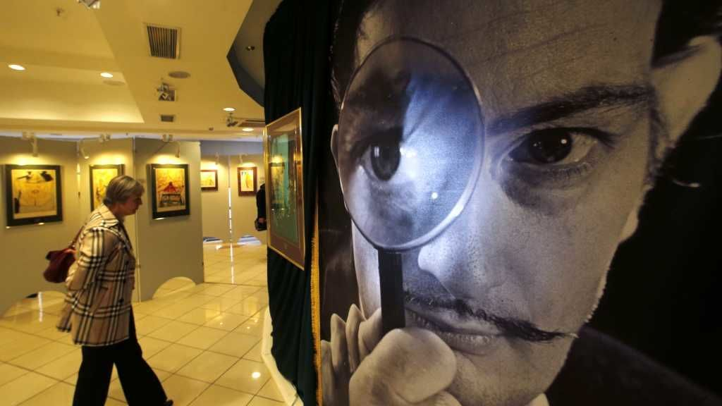Roban un cuadro de Salvador Dalí valorado en 20.000 dólares