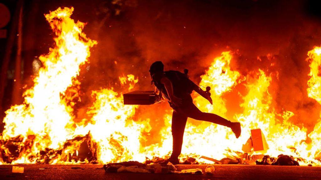 Minuto a minuto de lo que está pasando en Cataluña