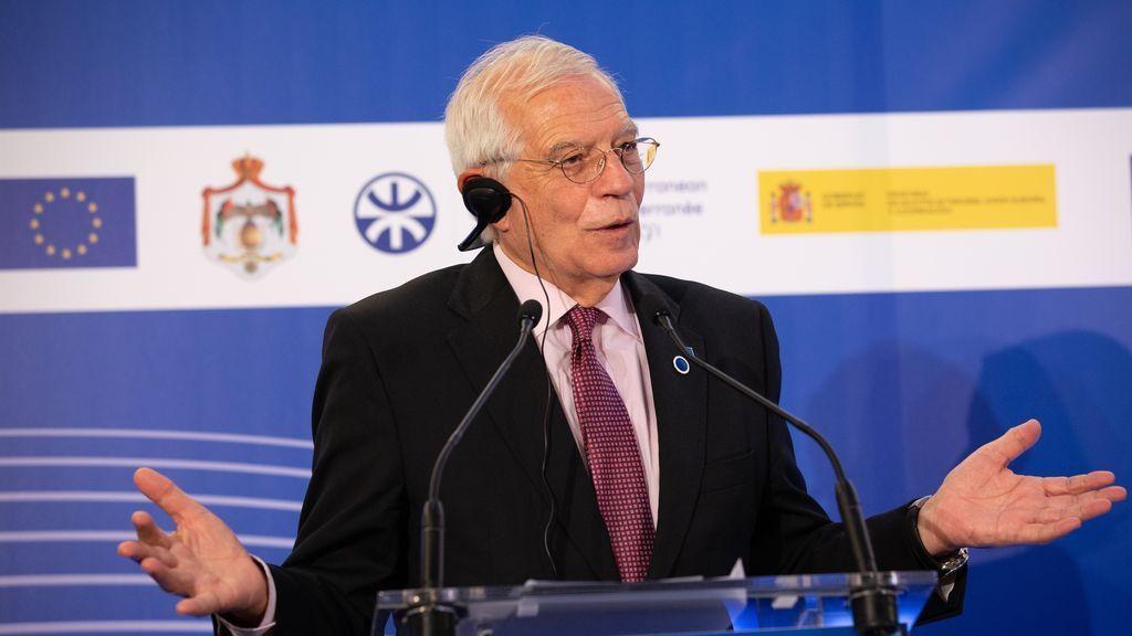 Borrell continuará al frente de Exteriores hasta finales de noviembre