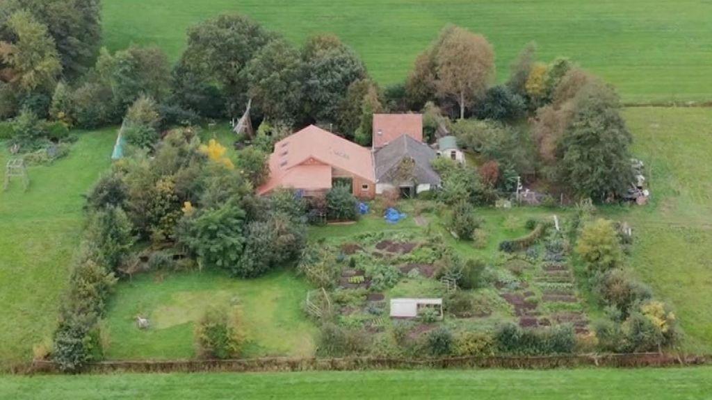 Nueve años encerrados en una granja en Holanda
