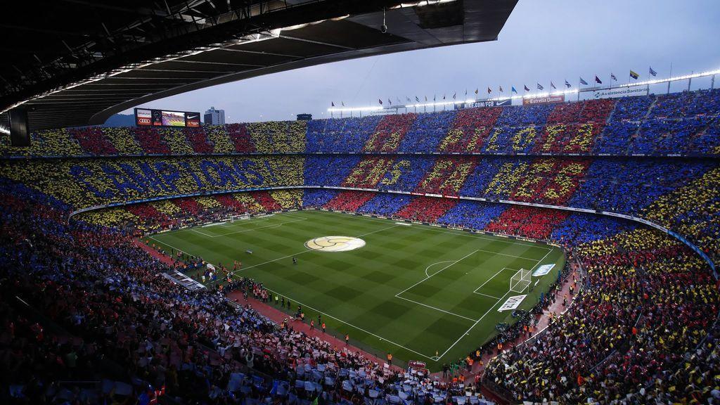 LaLiga pide que el próximo clásico se juegue en el Bernabéu en vez de en el Camp Nou