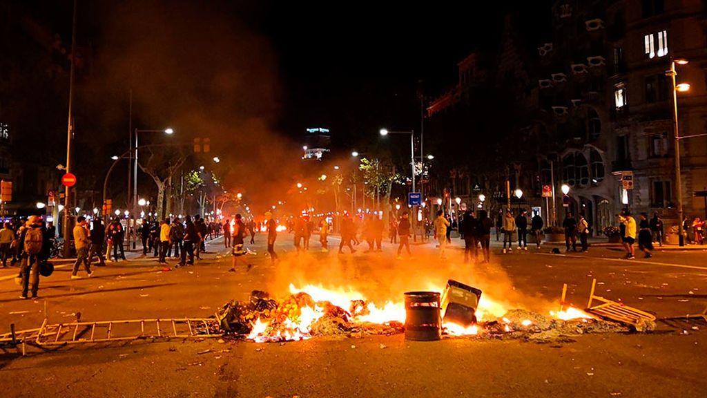 Los empresarios catalanes piden que la Generalitat deje de alentar las movilizaciones