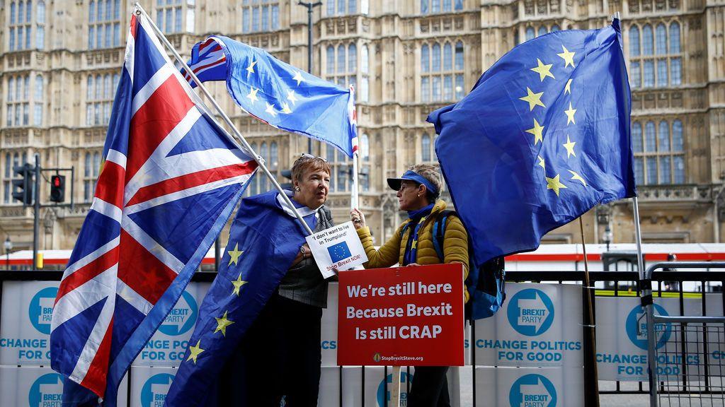 Reino Unido envía a la Unión Europea un borrador de declaración política