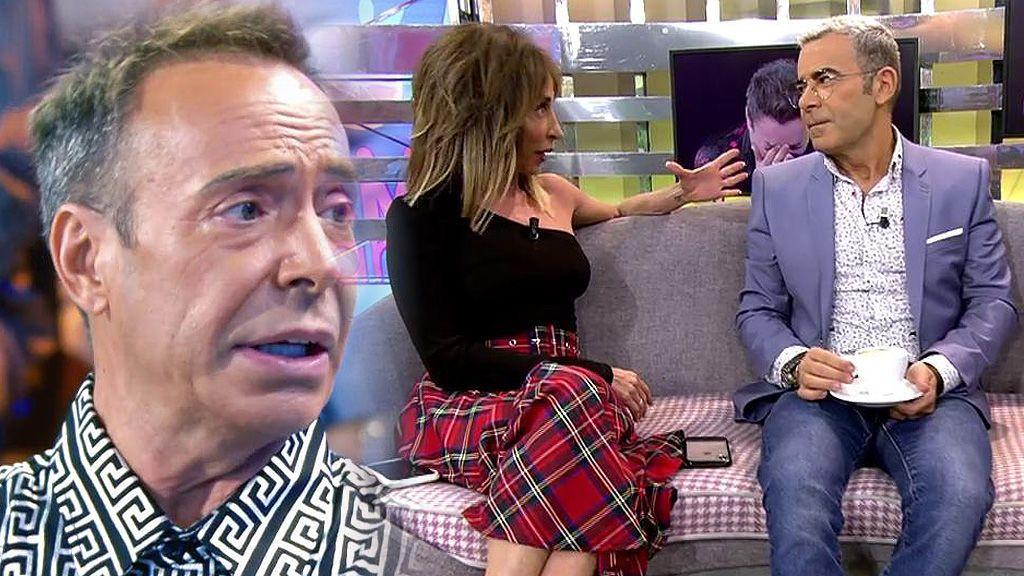 """María Patiño: """"El Maestro Joao me dijo a gritos que era una mierda de presentadora"""""""