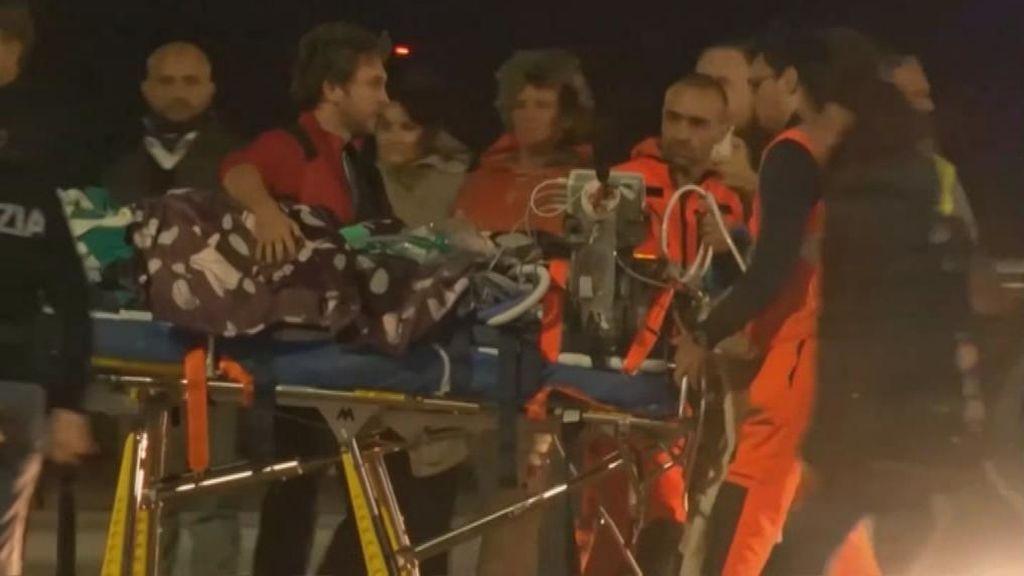 La pequeña Tafida llega al hospital italiano en el que sí apuestan por intentar salvarle la vida