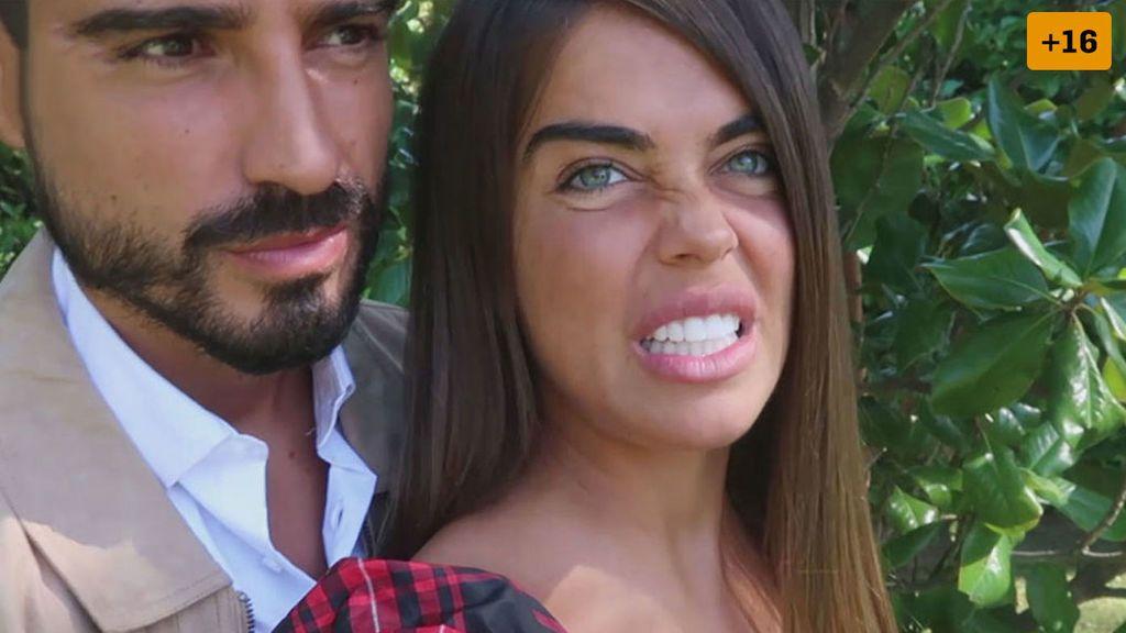 """Capítulo 1: Violeta y Fabio se enteran de que van a coincidir con su """"querido"""" Julen en la caravana"""