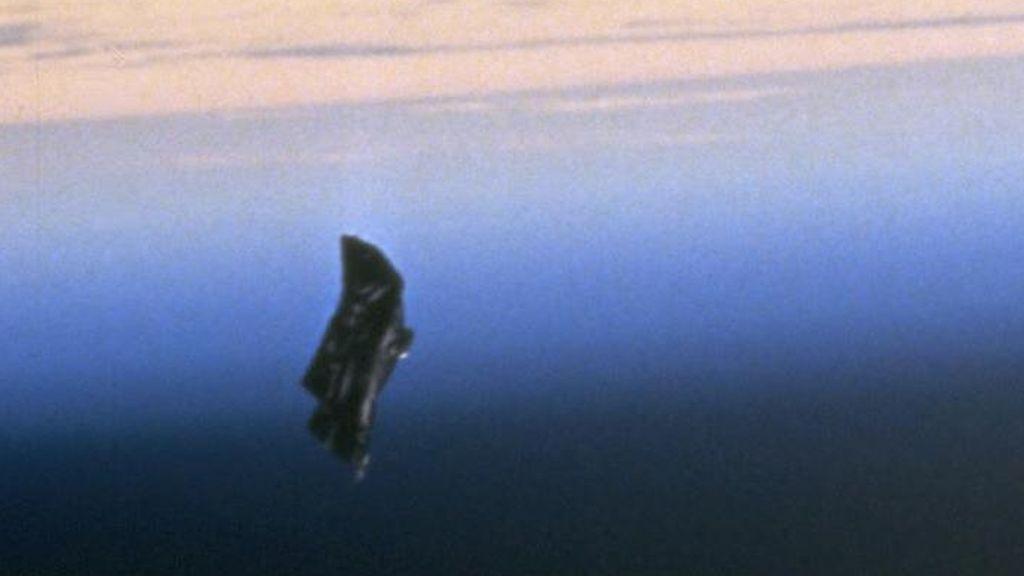 La misión del Apolo 10 pudo captar naves alienígenas orbitando alrededor de la Tierra