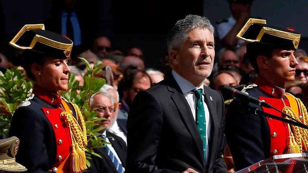 PP pide dimisión del ministro Marlaska por su gestión en la crisis de Cataluña
