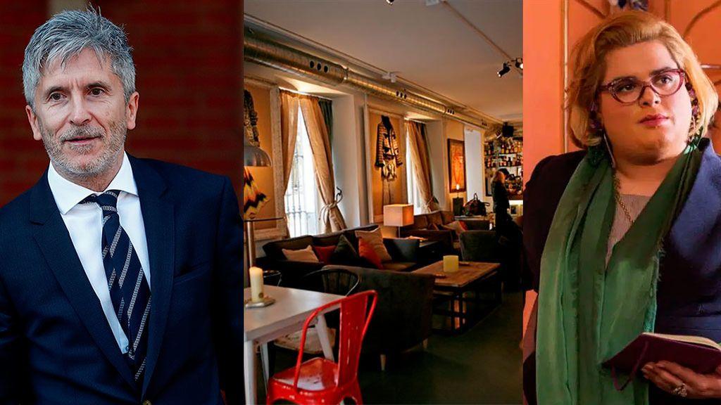 Válgame Dios, el bar de la polémica de Marlaska al que van Pedro Sánchez y Paquita Salas