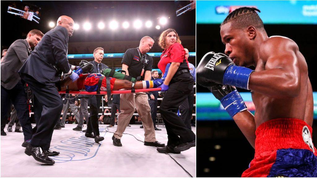 El boxeador Patrick Day fallece de muerte cerebral tras el KO sufrido por Conwell