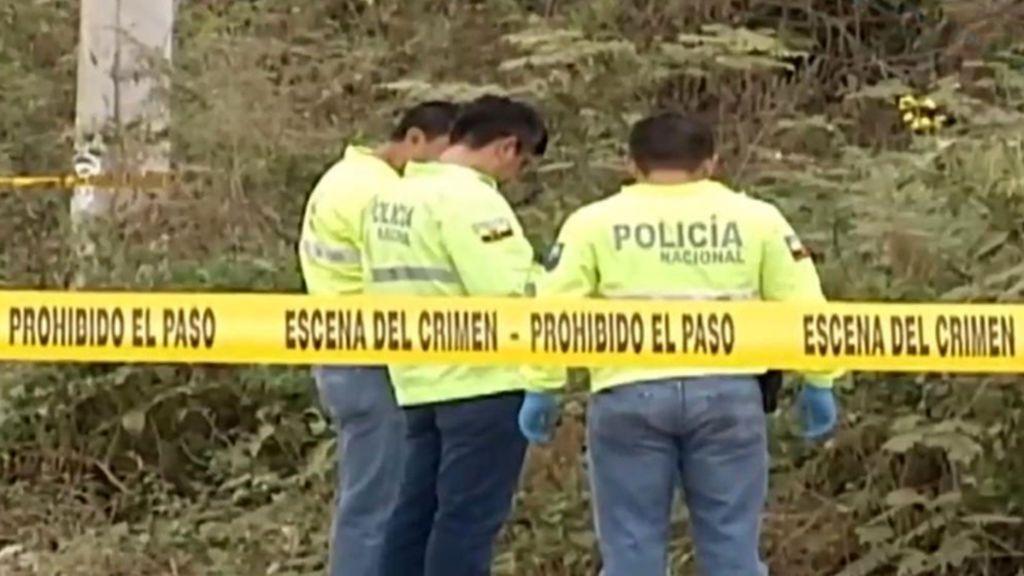 Asesinan a una mujer que viajó desde Valencia a Ecuador:  Cogió un taxi ilegal en el aeropuerto de Guayaquil