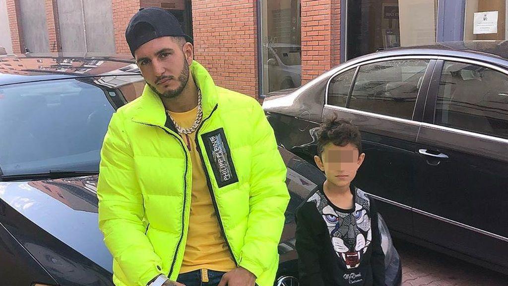 """Omar Montes habla en exclusiva sobre la denuncia de su expareja: """"Me debo a mi hijo, pero yo con ella no tengo nada"""""""