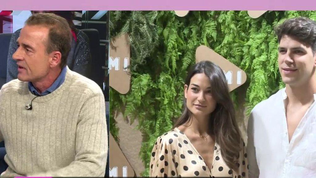Lequio habla de la relación entre Diego y Estela