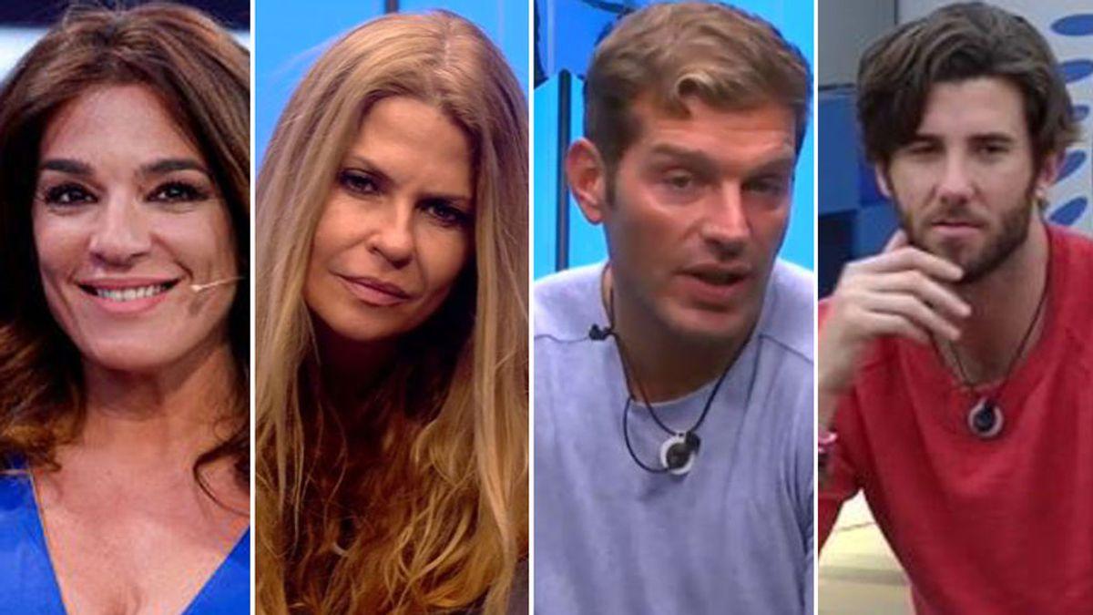 Encuesta: ¿Quién es el mayor mueble de la historia de 'GH VIP' y 'GH DÚO'?