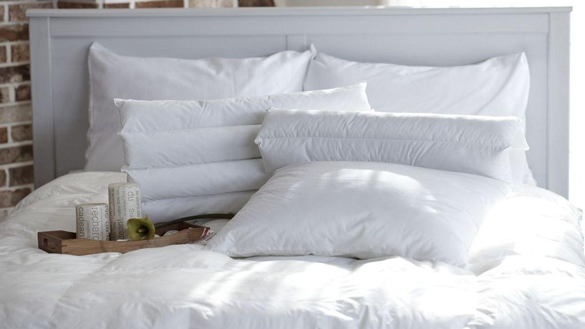 La almohada sí influye en la calidad del sueño: aprende a elegir la adecuada para ti