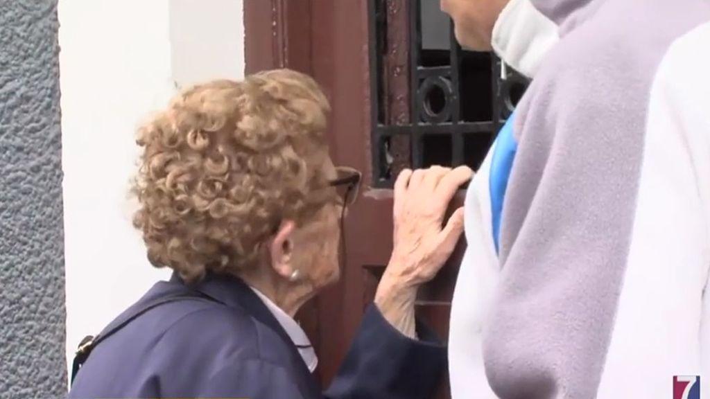 """Los okupas de Portugalete: """"No sabíamos que la casa era de una mujer de 94 años"""""""