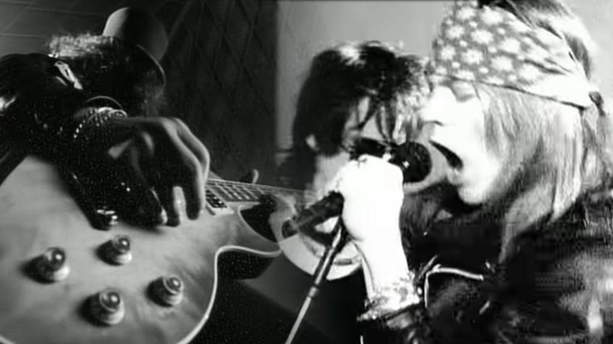 'Sweet Child O' Mine', de Guns and Roses, primer videoclip de los 80 que supera los mil millones de reproducciones en Youtube