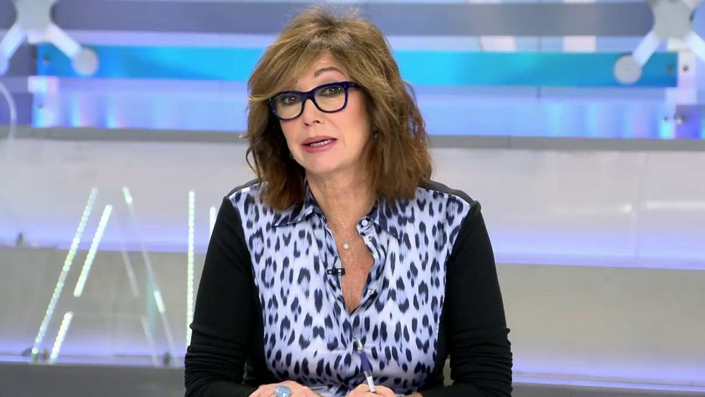 El alegato de Ana Rosa contra la violencia en Cataluña