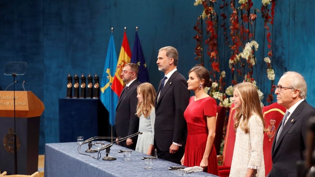 Los Premios Princesa de Asturias, en imágenes