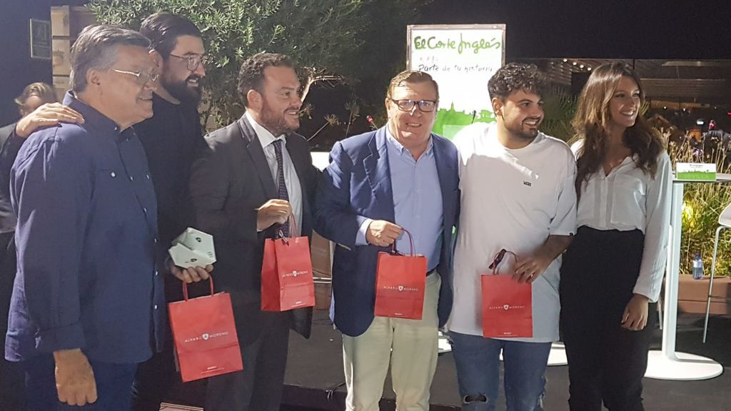 Josele, Manu Sánchez, Fede Quintero, César Cadaval y Juan Amodeo