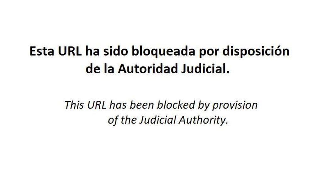La Audiencia Nacional ordena el cierre de las páginas web de 'Tsunami democràtic'
