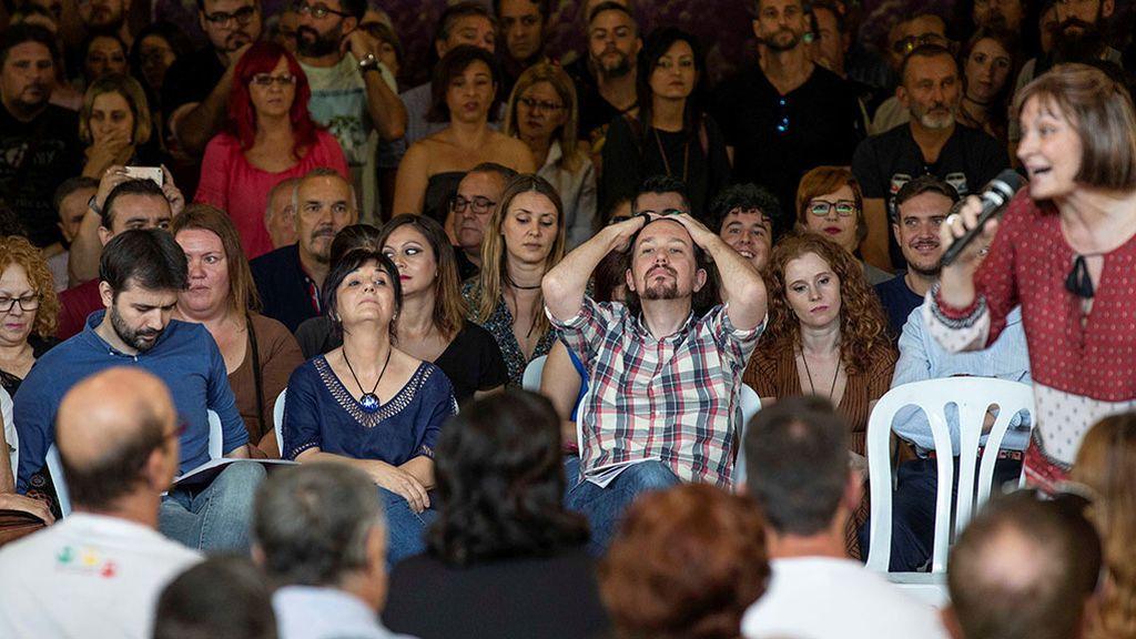 La junta electoral prohíbe en precampaña la publicidad de Podemos en Facebook
