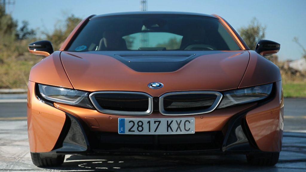 BMW I8 Coupé: un coche potente, deportivo y ecológico