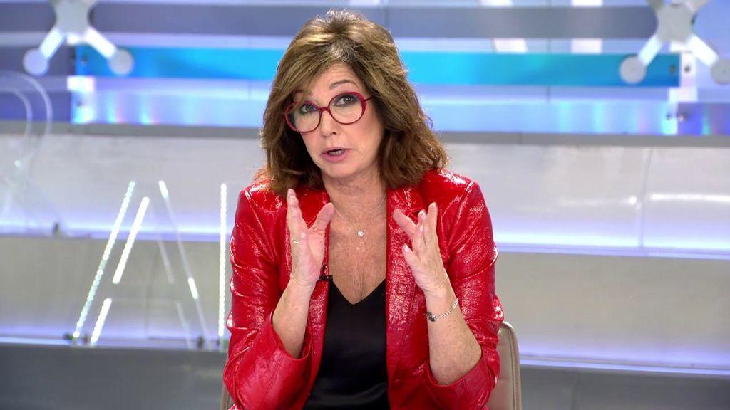 La respuesta de Ana Rosa a las acusaciones de manipulación de Jordi Sánchez