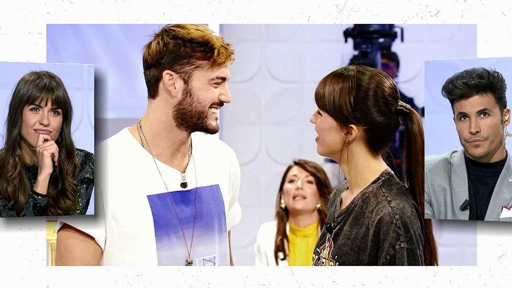 El vídeo del reencuentro de Sofía y Logan