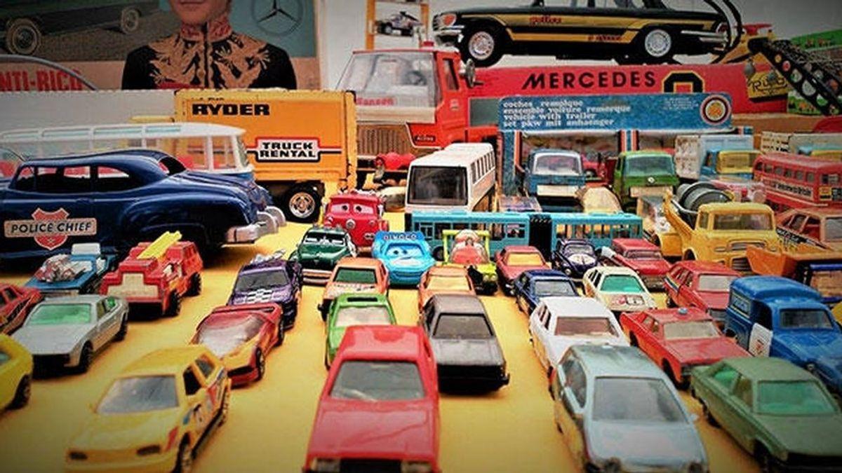 Los juguetes son parte del Patrimonio Cultural