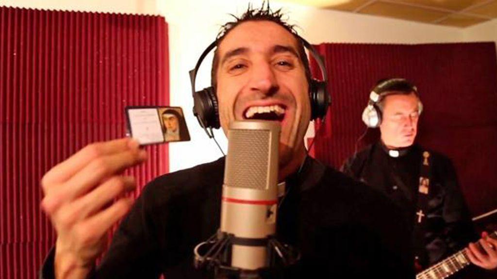 La Voz del Desierto, un grupo de rock católico formado por 3 curas