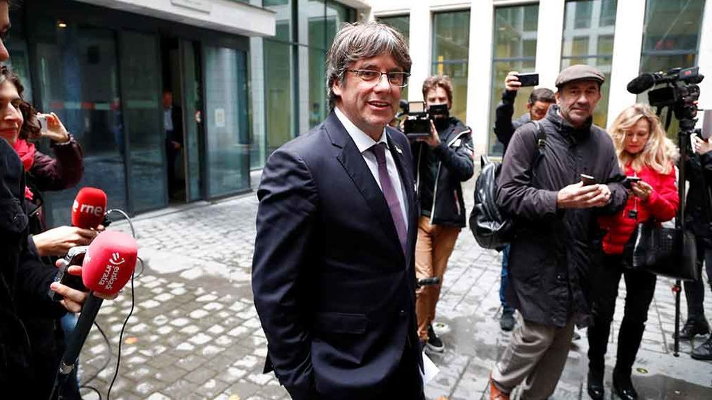 Bélgica abre la segunda temporada de la saga Puigdemont