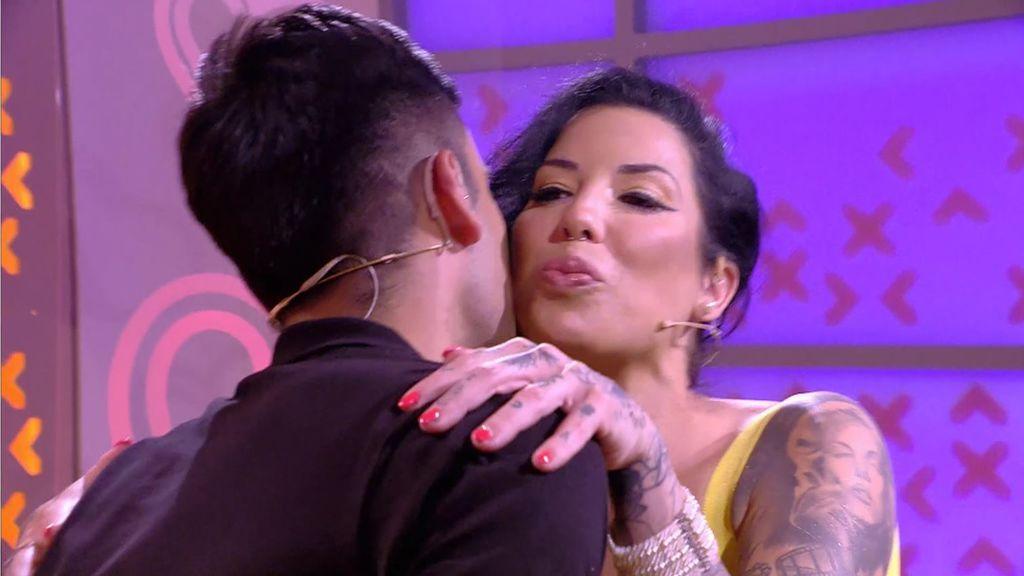 """Eugenia no se ve con Nicolás: """"No he sentido el flechazo"""""""