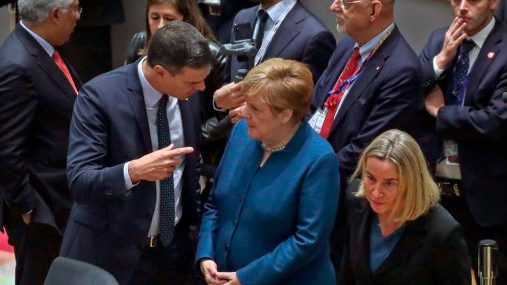 EN DIRECTO: Pedro Sánchez comparece tras finalizar la reunión del Consejo Europeo en Bruselas