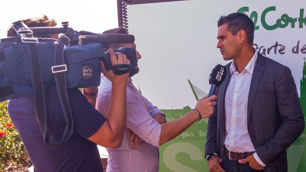 Juanito, exjugador del Betis.