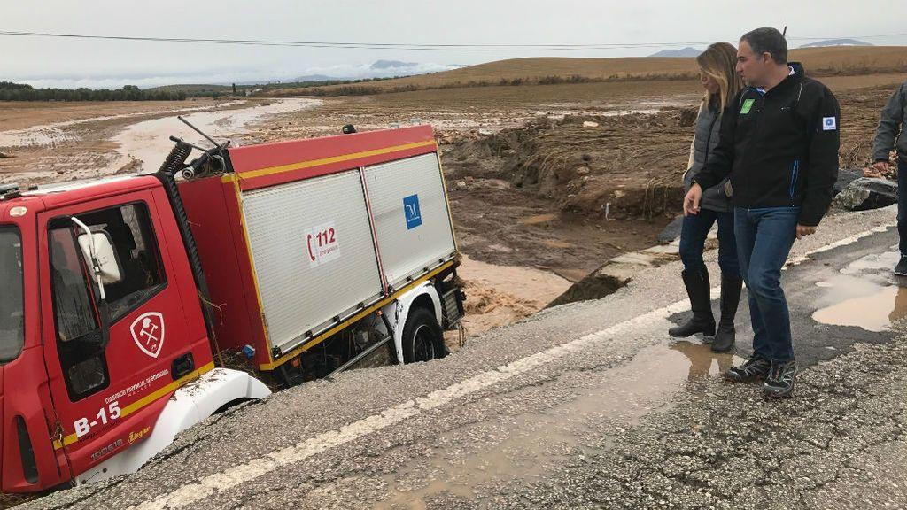 Un año de las peores inundaciones de Málaga y las ayudas del Gobierno siguen sin llegar
