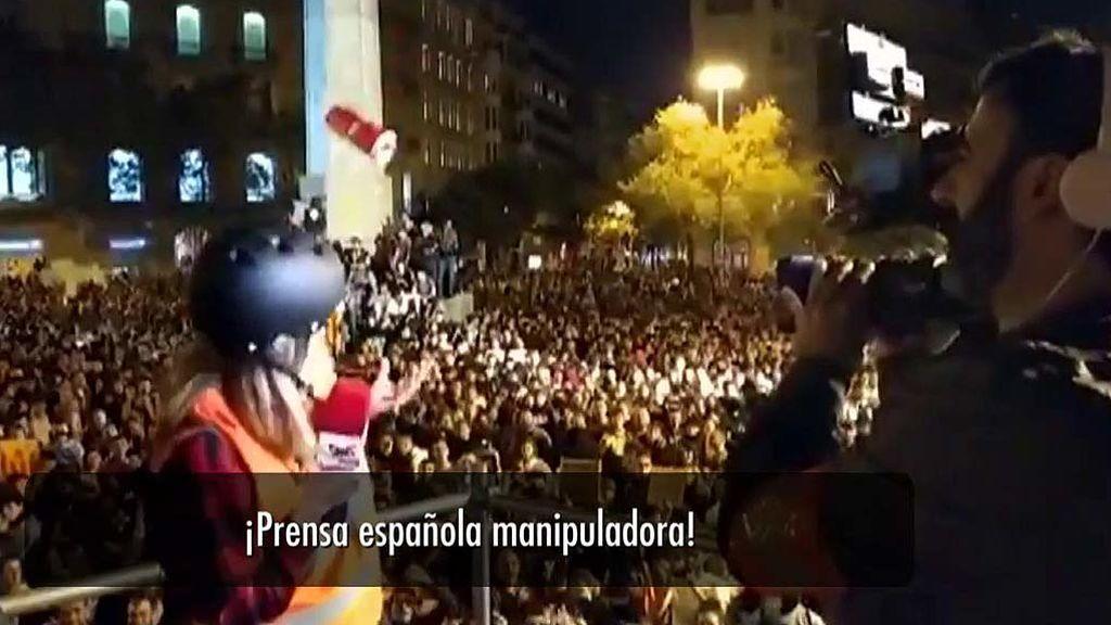 """Risto Mejide condena la agresión a nuestra reportera Ana Francisco: """"Los que la habéis agredido, sois escoria"""""""