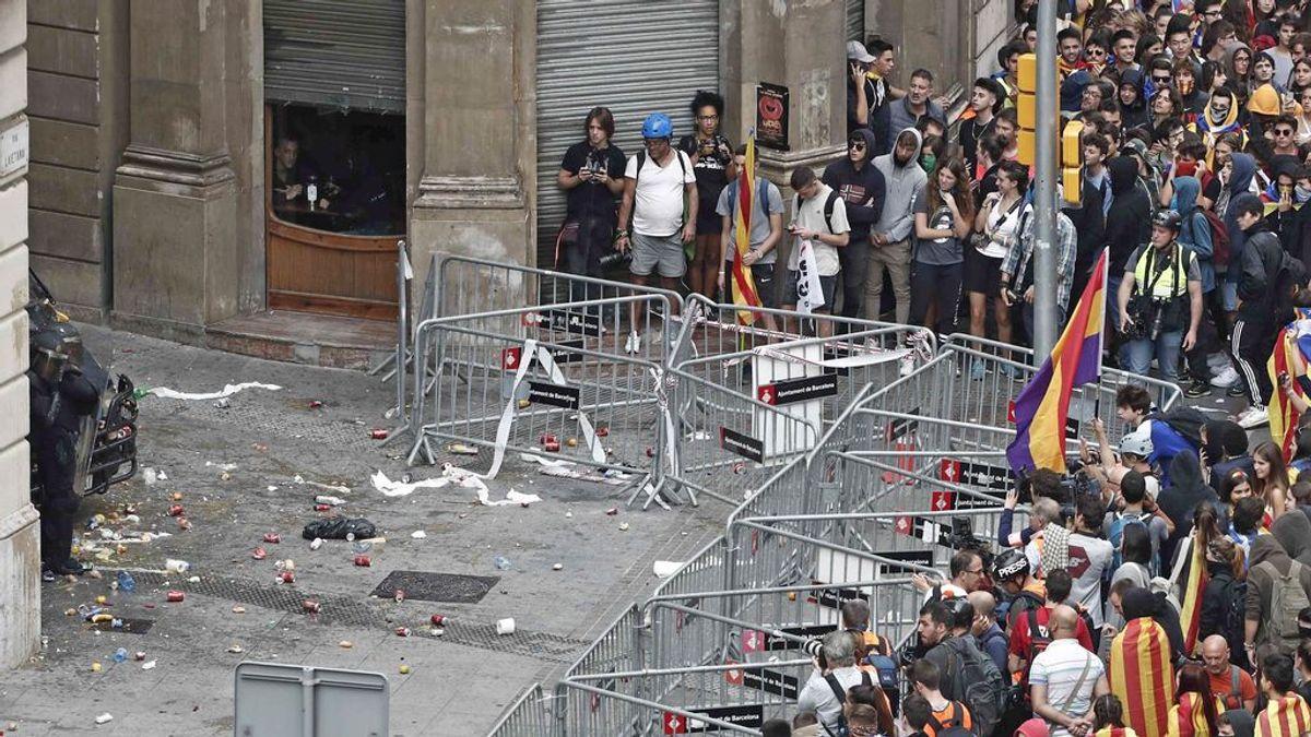 """Tsunami Democràtic: la web tras la que se esconden los presuntos """"autores intelectuales"""" de las protestas independentistas cerrada"""