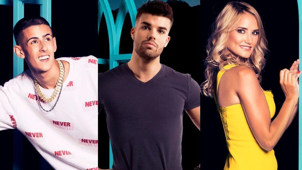 'El Cejas', Pol y Alba Carrillo, nuevos nominados de 'GH VIP 7'
